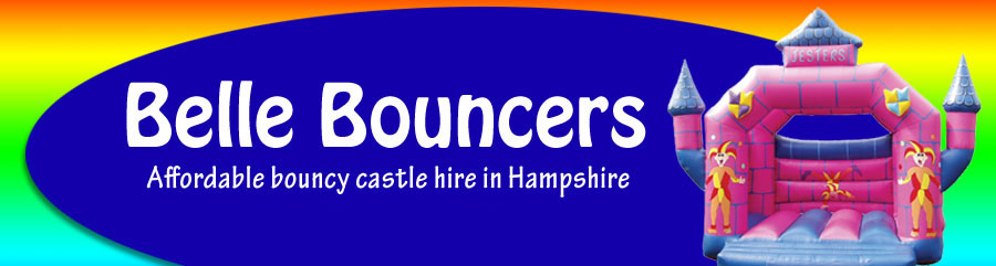 Bouncy castle hire for Gosport, Fareham and Hampshire
